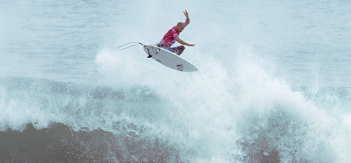 Kelly Slater - 2012 Rip Curl Pro 2nd Place