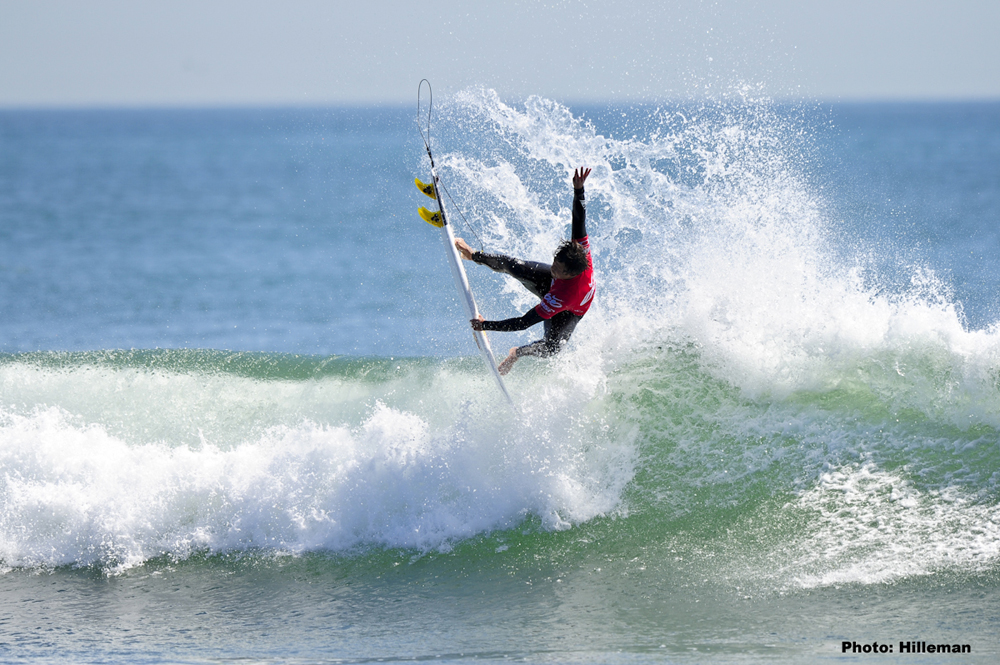 Dane Reynolds will push the standards of progressive surfing at Lowers
