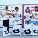 「第10回TAHARAおいでんGIRL'S CUP」【大会結果】