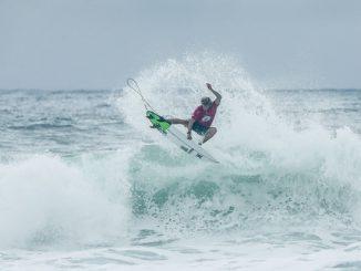 ジョン・ジョン・フローレンス(HAW)今シーズン初優勝。PHOTO: © WSL/ Smorigo