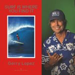 "「Surf Is Where You Find It」新刊発売記念   ジェリー・ロペスが""SURF VILLAGE""に来場"