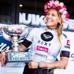 ステファニー・ギルモア、ロキシー・プロ・ビアリッツで優勝。5度目のワールド・タイトル獲得