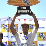 ASP4スターBreaka Burleigh Proでジュリアン優勝。加藤嵐が13位(2/12)