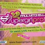 ASP 6スター・スーパーガール・プロで セージ・エリクソン(USA)が優勝。