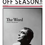 大人の好奇心を満たすタブロイド誌「OFF SEASON」創刊。