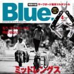 SURFSIDE STYLE MAGAZINE「Blue.34号」3/10発売