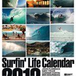 サーフィンライフ・カレンダー発売開始! 今年も2パターンをリリース!!