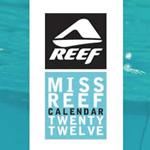 2012年MISS REEFカレンダーはプエルトリコ