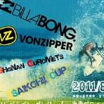 Billabong-Von Zipper 湘南 グロメッツ 最高!! カップ