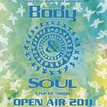 Body&SOUL Live In Tokyo