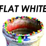 FLAT WHITE : カザマナオミ個展