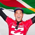 ジョディ・スミス(ZAF)ビラボン・プロ・ジェフリーズ・ベイ2年連続優勝