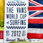 トリプルクラウン第2戦「バンズ・ワールド・カップ・オブ・サーフィン」がサンセット・ビーチでスタート
