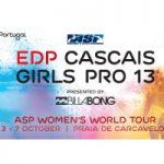 ASPウイメンズWCT最終戦「EDPカスカイス・ガールズ・プロ」開始。タイトル争いは続く。