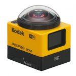 世界初!水平方向に360°撮影できるアクションカメラ「Kodak PIXPRO SP360」