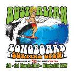 オーストラリアン・ロングボード・サーフィン・オープンは明日開幕。