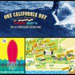 One California Day & FISHFRY JAPANが5月30日(土)辻堂海浜公園で開催される。