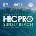 ジャック・ロビンソン(AUS)がパーフェクト10。ビッグ・サンセットで「HICプロ」開幕。