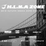 日本で2箇所目となるH.L.N.A ZONE が11月19日、大阪府吹田市の「EXPOCITY」に誕生