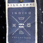 鮮やかな藍⾊からビンテージルックまで。ビラボンがINDIGO  COLLECTIONをリリース。