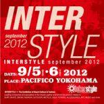インタースタイル9月展はパシフィコ横浜で9月 5日(水)6日(木)開催。