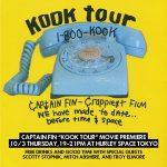 サーフムービー「The Kook Tour」プレミア上映会@Hurley Space Tokyo。Mitch本人も登場!