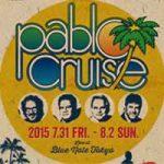 '70s後半のカリフォルニアで、絶大な人気を誇ったサーフロックバンドPABLO CRUISE来日