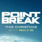 映画ハートブルー第2弾? リメイク版「Point Break」オフィシャル・トレーラー公開