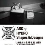 鎌倉サーファーによるアートエキジビションARK by HYDRO Shapes & Designs 開催