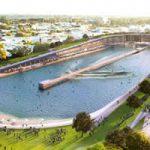 パースにオーストラリア初のウェイブガーデン。スタジアムがサーフ・ビレッジへ