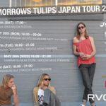 アレックス・ノストとフォード・アーチボルド「TOMORROWS TULIPS」ジャパンツアー