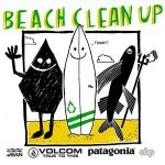 第4回「VOLCOM  Patagonia  Partner  CHP  SUN RISE BEACH CLEAN UP」4/5開催。