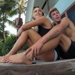 アラナ・ブランチャードとジャック・フリーストーンは、サーフィン界のパワー・カップル