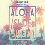 ALOHA SLIDESHOW by U-SKE & Special Live開催決定。