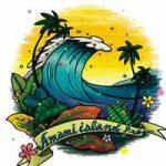 ASPジャパンツアー最終戦「MALIBU AMAMI ISLAND PRO」で加藤嵐が大逆転でスターツアー初優勝を飾る。