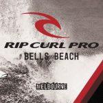 ミック・ファニングがリップ・カール・プロ・ベルズ・ビーチで4度目のベルを鳴らす。