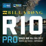 ASP-WCT第3戦「Billabong Rio Pro 」はベスト8が決定。 いよいよ明日がファイナルか。