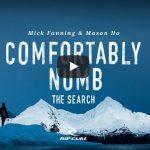 ミック・ファニングとメイソン・ホーが極寒の地で見つけた氷河のパーフェクトウェイブ