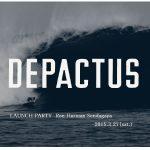 DEPACTUSのLAUNCHパーティにルーク・イーガン、マーク・ヒーリーらが緊急来日。