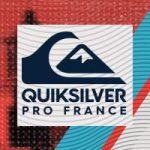 ソリッドなビーチブレイク・バレルでWSL-CT第9戦「クイックシルバー・プロ・フランス」開幕。