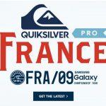 クイックシルバー&ロキシー・プロ・フランスは、ソリッド・サーフでラウンド1を完了