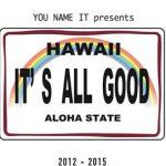 ハワイノースの全てが詰まった最高傑作。ボディボードのDVD『IT' S ALL GOOD』発売!