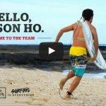 リップカールは、ハワイアン・スーパースターのメイソン・ホーとの電撃契約を発表