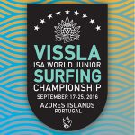 U18波乗りジャパン1位を維持。西慶司郎は怪我で戦線離脱。ISA世界ジュニア選手権5日目。