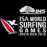 大野と仲村は男子R3進出。大村と田代は女子R2進出。2016 ISA World Surfing Games