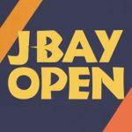 Jベイ・オープンのファイナル中にミック・ファニングがシャークアタック。試合中止。