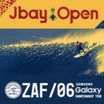 WSL-CT第6戦「Jベイ・オープン」大会2日目はトップシードが支配。スミスがハイポイント