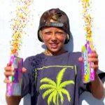 サンクレメンテの12才、ジェット・シーリング「 Surfing Is Everything: Jett Schilling 」