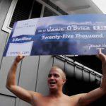 ジェイミ・オブライエンが、Surflineウェイブ・オブ・ザ・ウインターで賞金25,000ドルを獲得
