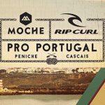 WSL-CT「Mocheリップカール・プロ・ポルトガル」は会場を移動。R5の2ヒートまでを完了